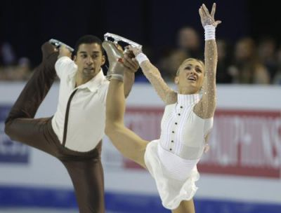 Aljona Savchenková a Robin Szolkowy